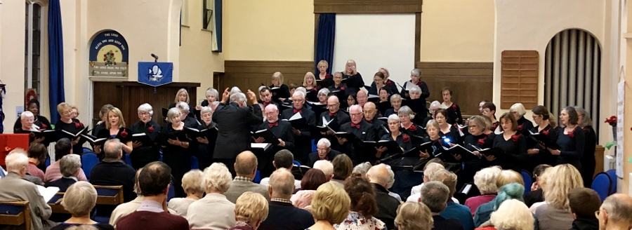 The HCS Remembrance Concert, November 2018